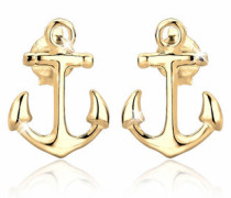 Ohrringe Anker Maritim Sailor Meer Trend Urlaub 5 Silber
