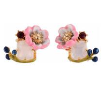 Ohrringe AFOR101T/1 Blume Beeren