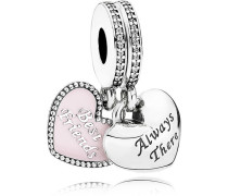 "Charm Best Friends ""791950CZ"", 925er"