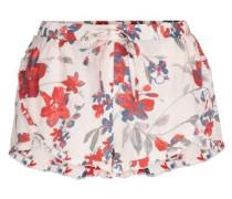 Pyjamashorts Flowerpower