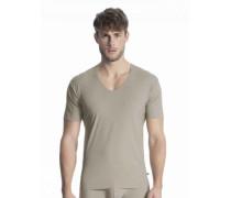 V-Shirt mit Clean-Cut Fresh Cotton