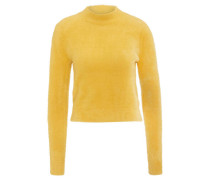 "Sweater ""Irene"", Stehkragen, uni"