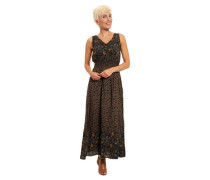 Tageskleid Maxi-Format floral Paisley Mustermix