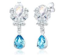 Ohrringe Ohrhänger Royal Swarovski® Kristalle 5er
