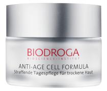 Anti-Age Cell Formula Straffende Tagespflege für trockene Haut
