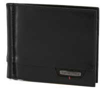 Pro-DLX SLG Geldbörse RFID Leder 11,5 cm, black