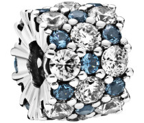 "Charm Blue Sparkle All Over ""798487C02"", 925er ,"