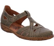 Sandalen, schilfgrün