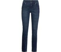 Jeans, kariert, jeans, 46/L30