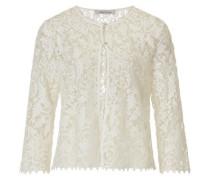 Shirtjacke Roh - Weiß