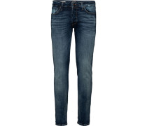 Jeansuper Stretchlim Fit, denim, für Herren, W32/L32