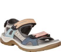 Sandaletten, graue Töne