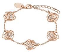Armband mit Rosen 91403 rosevergoldet rosegold