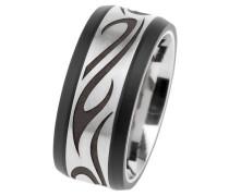Ring FINE STEEL WORKS Edelstahl R411