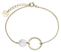 "Armband ""Idylle Circle Marble Hexagon"" CLJ11008"
