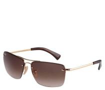 """Sonnenbrille """"RB3607 001/13"""", Filterkategorie 3, Piloten-Stil, rechteckig"""