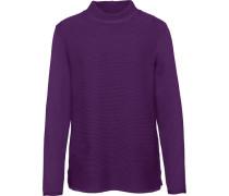 Struktur-Pullover mit Stehbund, 42