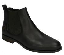 "Chelsea Boots ""Manon"" Leder Blockabsatz"