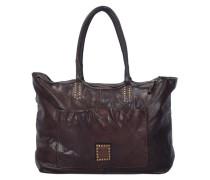 Grande Shopper Tasche Leder  cm