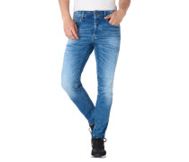 Jeanslim Fit, Waschung