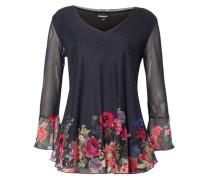 Shirt Lagen-Look S