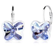 Ohrringe Schmetterling Natur Swarovski® Kristall 5