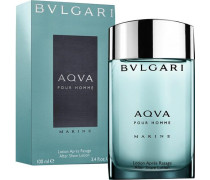 Aqva pour Homme Marine, Aftershave Lotion, 100 ml