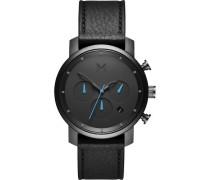 "Armbanduhr ""Gunmetal Black"" MC02-GUBL, Chronograph"
