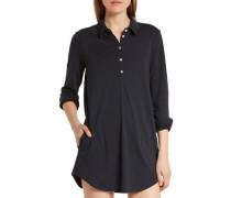 Nachthemd, Bigshirt im Hemdenstil, für Damen
