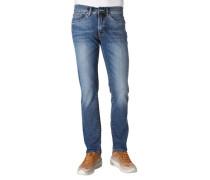 """Jeans """"Antibes"""", Slim Fit, gerades Bein, Waschung"""