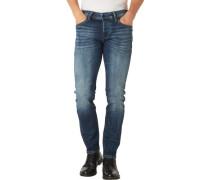 """Jeans """"Hatch"""", Slim Fit, Knopfleiste, für Herren, 31/30"""