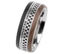 Ring FINE STEEL WORKS Edelstahl R404