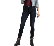 """Jeans """"311"""", Skinny Fit, Shaping-Effekt, Kontrastnähte"""