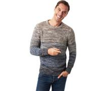 Pullover, Farbverlauf, Grobstrick,