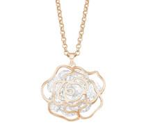Kette mit Anhänger Rose 9228959 rosevergoldet, rosegold
