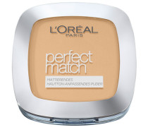 Perfect Match Compact Puder W3 golden