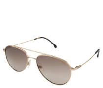 """Sonnenbrille """" 187/S J5G"""" Filterkategorie 2 Piloten-Stil Doppelsteg"""
