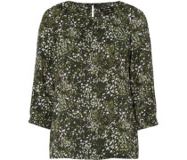 Bluse, Flower Camouflage angarm,
