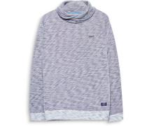 Sweatshirt /weiß