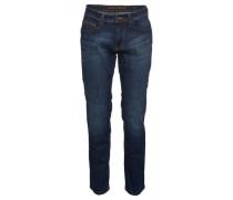 "Jeans ""Houston"", straight fit, mittlere Leibhöhe, Five-Pocket-Design"
