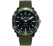 """Hybrid-Smartwatch Seastrong Horological """"AL-282LBGR4V6"""""""