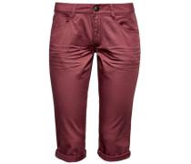 Capri-Stretchhose Slim Fit