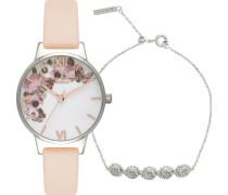 "Uhr mit Armband ""OBGSET67"""
