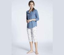 "Pyjama ""Cosy Jersey Fun"", 3/4,"