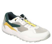 Sneaker Leder Mesh herausnehmbare Sohle