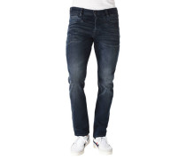 """Jeans """"Curtis"""", Relaxed Fitabel-Patch"""