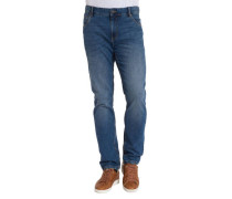 Jeans Modern Fit Waschung 5-Pocket-Stil