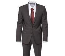 Sakko aus Anzug-Baukasten-Artikel, Slim Fit, meliert