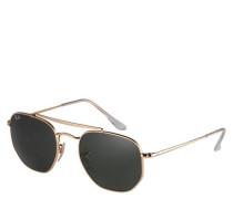 """Sonnenbrille """"RB3648 001"""", Filterkategorie 3, Piloten-Stil, eckig"""