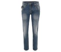"Jeans ""Harold Rough"", Regular Fit, Waschung"